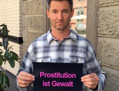 Männer gegen Prostitution